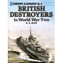 British Destroyers in World War Two
