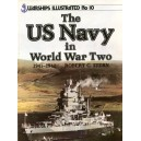 The US Navy in World War Two 1941-1942