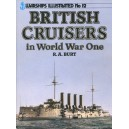 British Cruisers in World War One