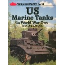 US Marine Tanks in World War Two