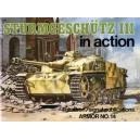 Sturmgeschutz III in action