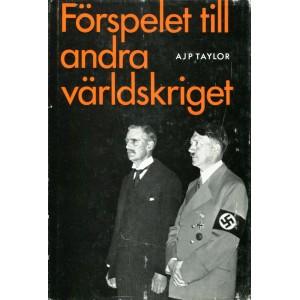 Förspelet till andra världskriget