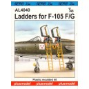 Ladders for Republic F-105F/F-105G
