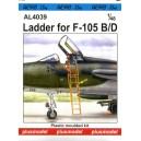 Ladders for Republic F-105 B/D