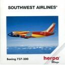 Southwest Airlines Boeing 737-300 Arizona
