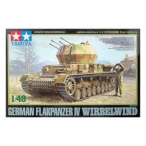 German Flakpanzer IV Wirbelwind