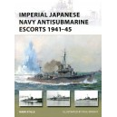 Imperial Japanese Navy Antisubmarine Escorts 1941-45