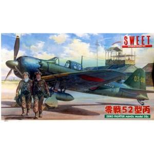 Zero Fighter A6M5c Model 52c