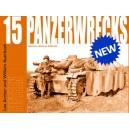 Panzerwrecks 15 - German Armour 1944-45