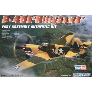 Curtiss P-40E Kittyhawk/Warhawk