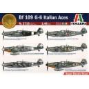 Messerschmit Bf-109G-6 Italian Aces