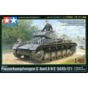 Panzerkampfwagen II Ausf,A/B/C