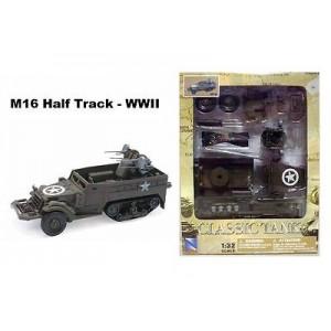 M16 U.S. Halftrack