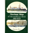 Merchant Ships of the World in Colour, 1910-29