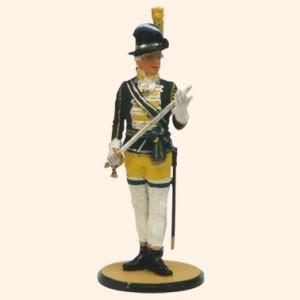 Svea Livgarde Officer 1778