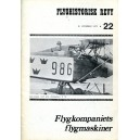 Flygkompaniets flygmaskiner