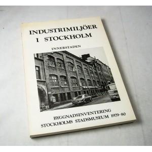 Industrimiljö i Stockholm