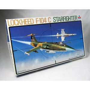 Lockheed F-104 C Starfighter