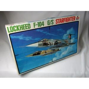 Lockheed F-104 G/S Starfighter
