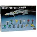U.S.Navy Pilot / Deck Crew Set:A
