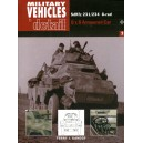 Military Vehicles in Detail - SdKfz 231/234 8-rad: 8 X 8 Armored Car