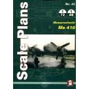 Scale Plans - Me 410