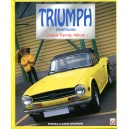 Triumph Sports Cars Colour Family Album
