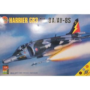 Harrier GR3 AV-8A/AV-8S