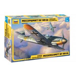 Messerschmitt Bf-109 G6