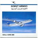 Kuwait Airways Airbus A340-300