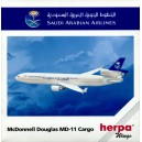 Saudi Arabian Airlines McDonnell Douglas MD-11 Cargo