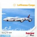 Lufthansa Cargo Boeing 747-200F The Service Revolution