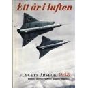 Ett år i luften - Flygets Årsbok 1958