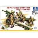 Sovet Field Howitzer Su-122 M-30