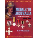Medals to Australia: With valuations