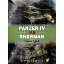 Panzer IV vs Sherman France 1944