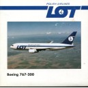 Polish Airlines LOT Boeing 767-200