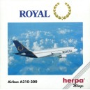 Royal Airbus A310-300