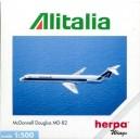 Alitalia McDonnelll Douglas MD-82