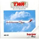 TWA MD-82