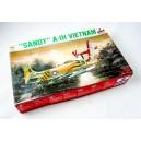 Sandy A-1H Vietnam