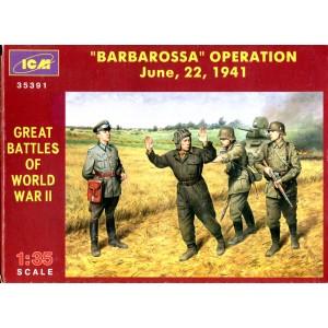 Barbarossa Operation June 22 1941
