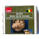 Mortar Carrier Stowage Set