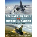 Sea Harrier FRS 1 vs Mirage III/Dagger