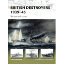 British Destroyers 1939–45 Wartime-built classes