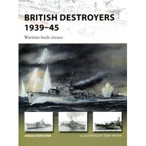 British Destroyers 1939–45 Wartime-built classes