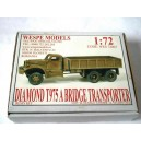Diamond T975 A Bridge Transporter
