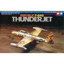 Republic F-84G Thunderjet USAF