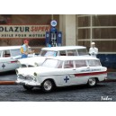Simca Marly Ambulans