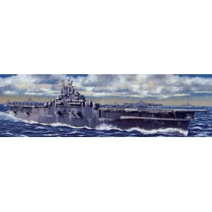 USS Franklin 1944 CV-13 Aircraft Carrier